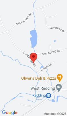 Map of Single Family Home on 30 Long Ridge Road,Redding, CT