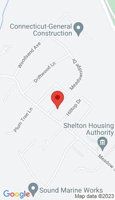 Map of Single Family Home on 7 Meadowridge Drive,Shelton, CT