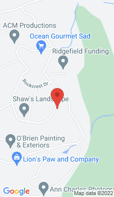 Map of single family home on 164 Bob Hill Road,Ridgefield, CT