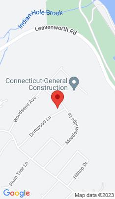 Map of Single Family Home on 30 Driftwood Lane,Shelton, CT