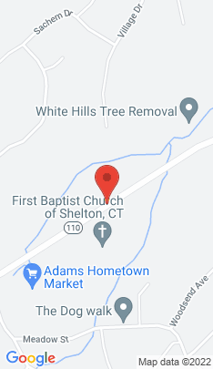 Map of Single Family Home on 165 Leavenworth Road,Shelton, CT