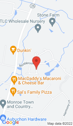 Map of Condo Home on 25 Stillmeadow Circle,Monroe, CT