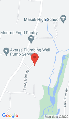 Map of Single Family Home on 76 Stable Ridge Road,Monroe, CT