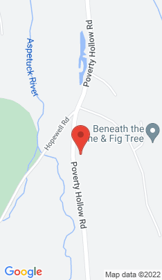 Map of Single Family Home on 115 Poverty Hollow Road,Newtown, CT
