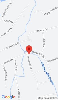Map of Single Family Home on 10 Stonewall Lane,Monroe, CT