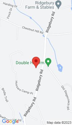 Map of single family home on 383 Ridgebury Road,Ridgefield, CT