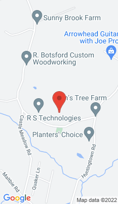 Map of Single Family Home on 189 Brushy Hill Road,Newtown, CT