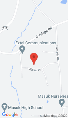 Map of Single Family Home on 35 Nickel Place,Monroe, CT