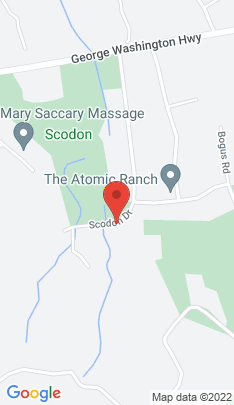 Map of Single Family Home on 89 Scodon Drive,Ridgefield, CT