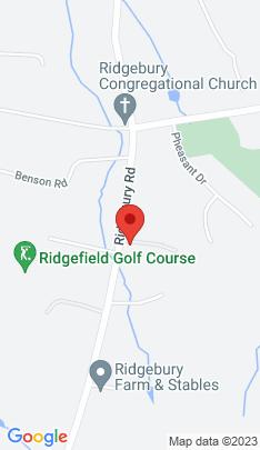 Map of single family home on 544 Ridgebury Road,Ridgefield, CT