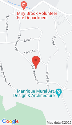Map of Single Family Home on 26 Ole Musket Lane,Danbury, CT