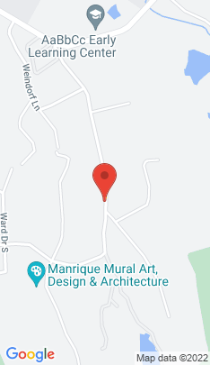 Map of Single Family Home on 33 Spruce Mountain Road,Danbury, CT