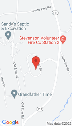 Map of Condo Home on 155 Highland Drive,Monroe, CT