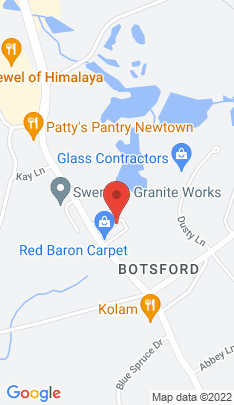 Map of Single Family Home on 301 Main Street,Newtown, CT