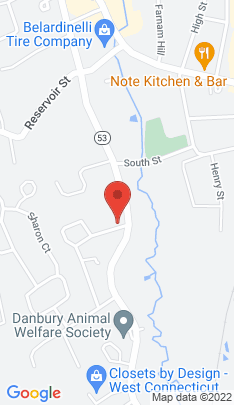 Map of Single Family Home on 3 Melillo Avenue,Bethel, CT