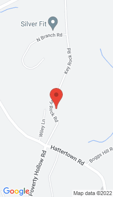 Map of Single Family Home on 41 Key Rock Road,Newtown, CT