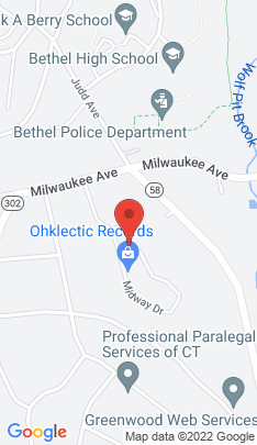 Map of Single Family Home on 78 Midway Drive,Bethel, CT