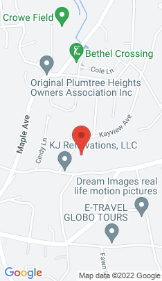 Map of Single Family Home on 60 Milwaukee Avenue,Bethel, CT
