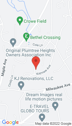 Map of Single Family Home on 4 Grandview Avenue,Bethel, CT