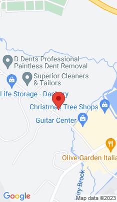 Map of Single Family Home on 46 Kenosia Avenue,Danbury, CT
