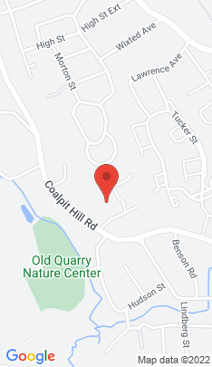 Map of Condo Home on 124 Coalpit Hill Road,Danbury, CT