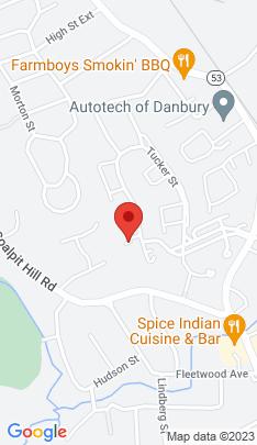Map of Condo Home on 11 Bristol Terrace,Danbury, CT