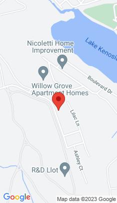 Map of Single Family Home on 66 Briar Ridge Road,Danbury, CT