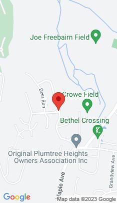 Map of Condo Home on 7 Hunting Ridge Lane,Bethel, CT