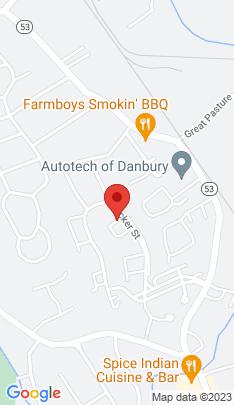 Map of Condo Home on 8 Sampson Terrace,Danbury, CT