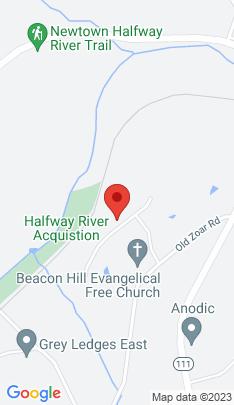Map of Single Family Home on 22 Whispering Pines Lane,Shelton, CT