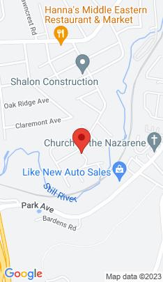 Map of Condo Home on 3 Belmont Lane,Danbury, CT