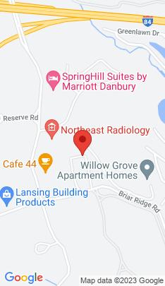 Map of Condo Home on 1501 Briar Woods Lane,Danbury, CT