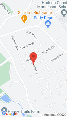 Map of Single Family Home on 6 Morton Street,Danbury, CT
