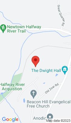 Map of Single Family Home on 10 Whispering Pines Lane,Shelton, CT