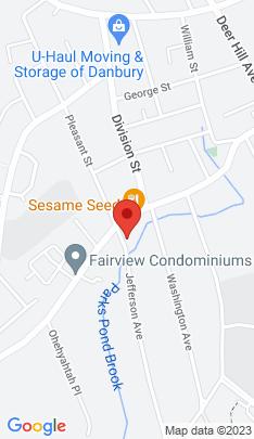 Map of Single Family Home on 67 Jefferson Avenue,Danbury, CT