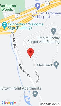 Map of Condo Home on 1 Rivington Way,Danbury, CT