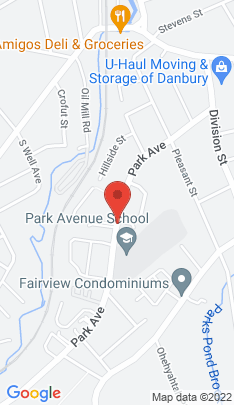 Map of Condo Home on 73-79 Park Avenue,Danbury, CT