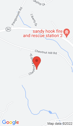 Map of Single Family Home on 5 Chestnut Knoll Drive,Newtown, CT