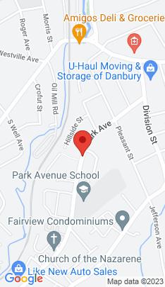 Map of Condo Home on 51 Park Avenue,Danbury, CT