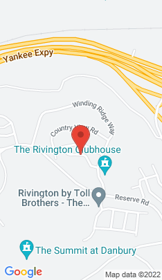 Map of Condo Home on 213 Center Meadow Lane,Danbury, CT