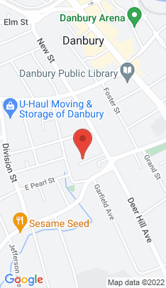 Map of Condo Home on 136 Deer Hill Avenue,Danbury, CT