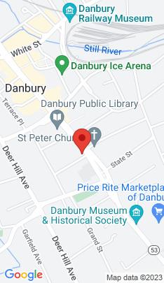 Map of Condo Home on 15 Boughton Street,Danbury, CT