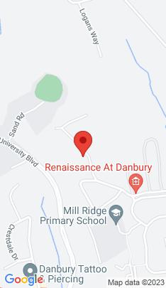 Map of Single Family Home on 8 Boxwood Lane,Danbury, CT