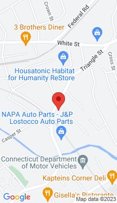 Map of Condo Home on 126 Triangle Street,Danbury, CT