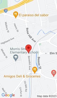 Map of Condo Home on 32 Benedict Avenue,Danbury, CT