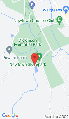 Map of Residential Property on 50a Deep Brook Road,Newtown, CT