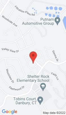 Map of Condo Home on 151 Shelter Rock Road,Danbury, CT