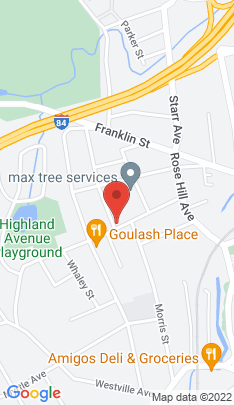Map of Condo Home on 3 Mallory Square,Danbury, CT