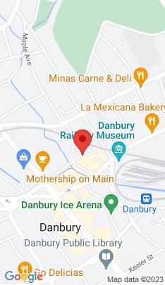 Map of Multi Family Home on 30 Crosby Street,Danbury, CT