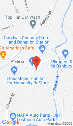 Map of Multi Family Home on 178 Triangle Street,Danbury, CT